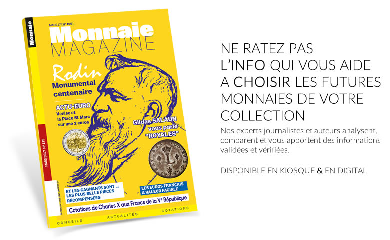 Monnaie Magazine 195 - Mars 2017