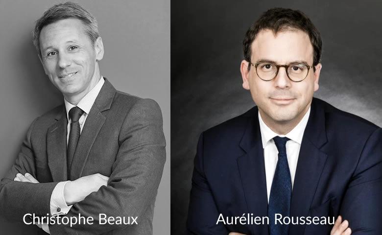 Aurélien Rousseau le nouveau PDG de la Monnaie de Paris