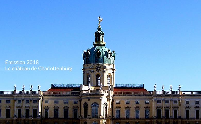 Le château de Charlottenburg
