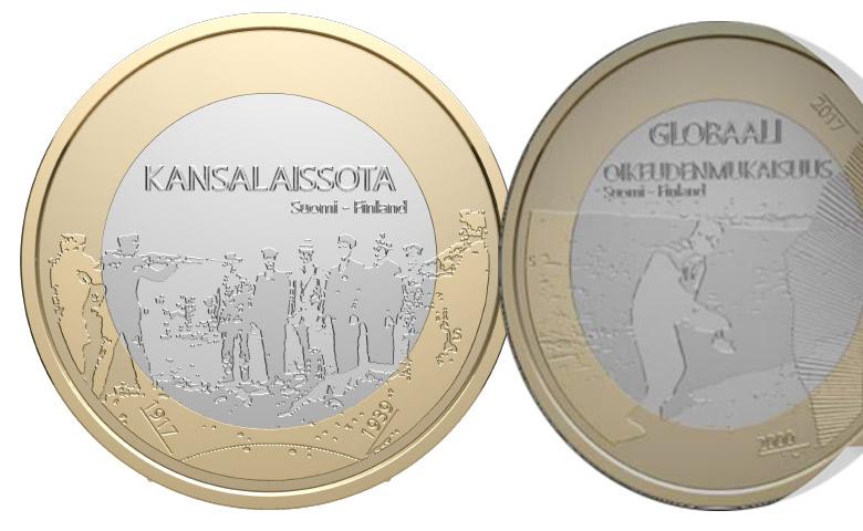 [MAJ] Scandale en Finlande pour sa collection sur l'indépendance !