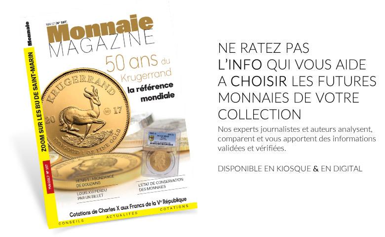 Monnaie Magazine 197 - MAI 2017