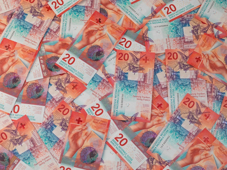 La Suisse dévoile son nouveau billet de 20 Francs !