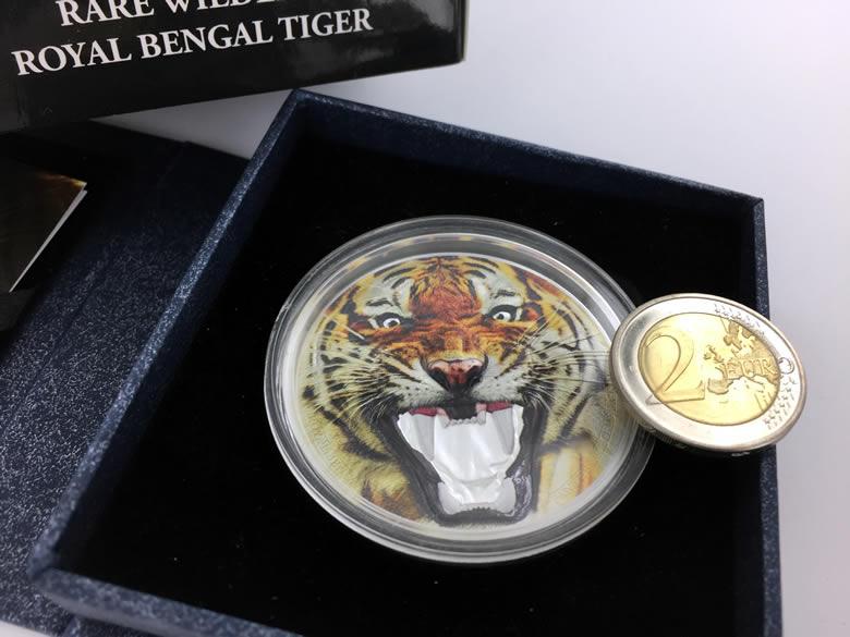 Mettez un tigre dans votre...collection !