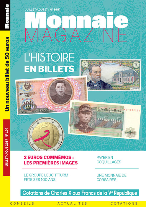 Monnaie Magazine Juillet Août 2017