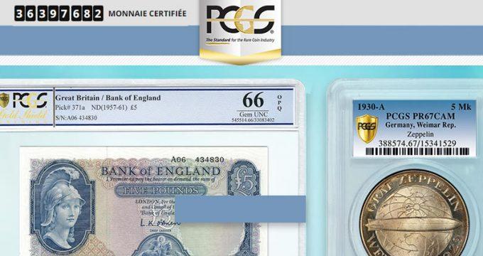 L'Etat de Conservation des Monnaies