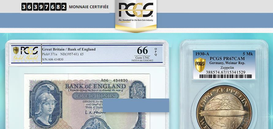 L'état de Conservation des Monnaies