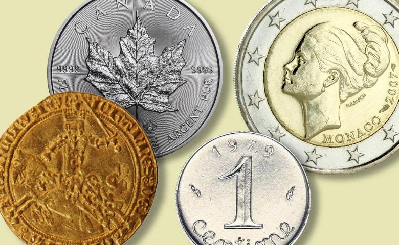 Monnaie : Quel collectionneur êtes-vous ?