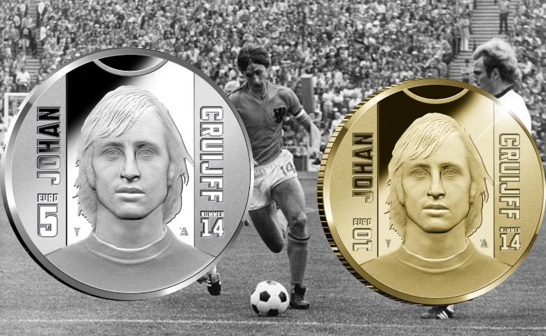 Les Pays-bas célèbre Johann Cruyff