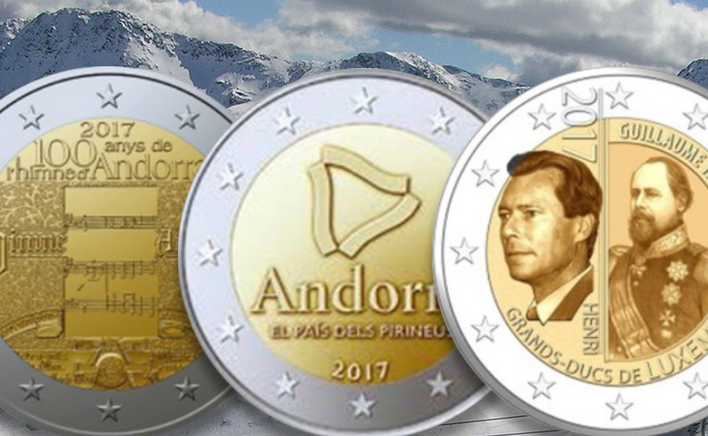 Andorre et Luxembourg