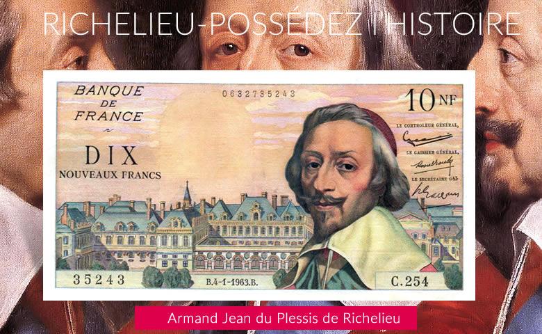 La plus grande offre de billets Richelieu
