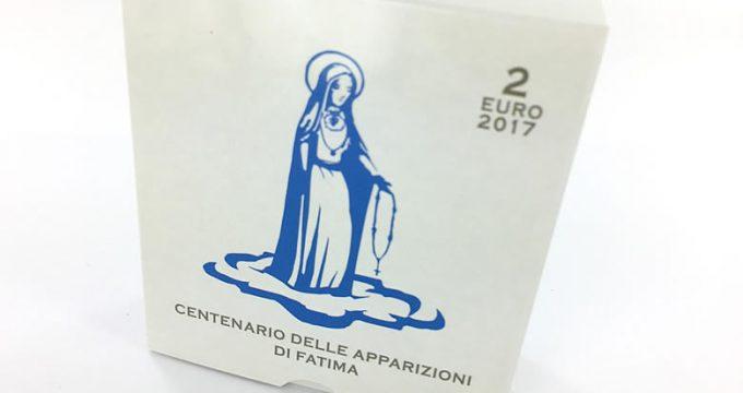 Fatima 2 € Vatican 2017