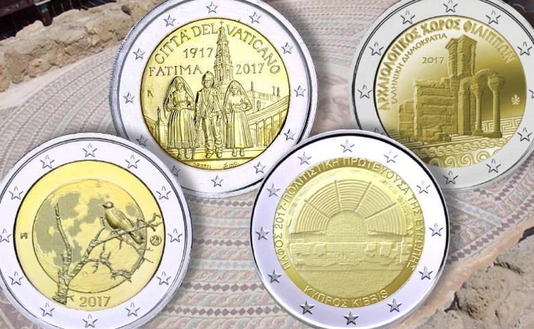 Actualité 2 euros en Octobre 2017