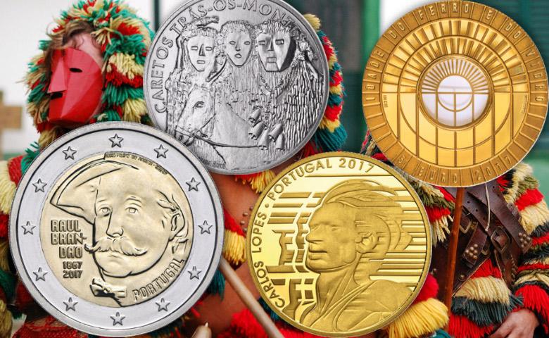 Portugal : Nouveautés Euros 2017