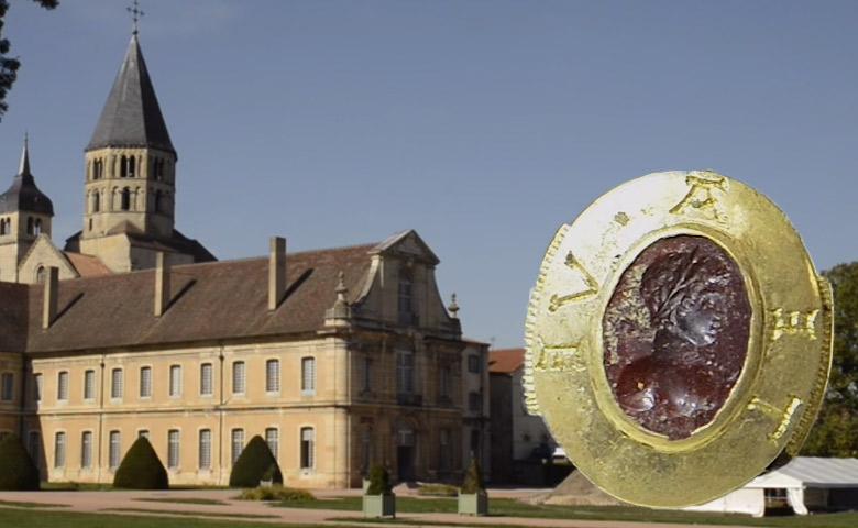 Un trésor mystérieux à Cluny !