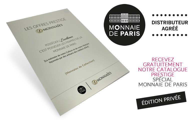 Recevez votre catalogue Prestige Monnaie de Paris - emonnaies - édition privée