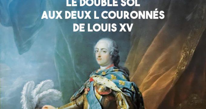 Louis XV vers 1750 par Charles van Loo.