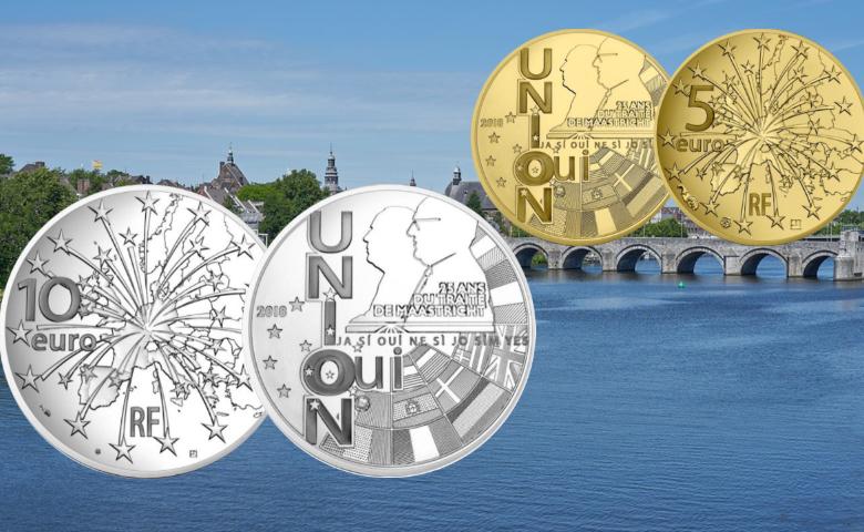 Monnaie de Paris : 25 ans du Traité de Maastricht