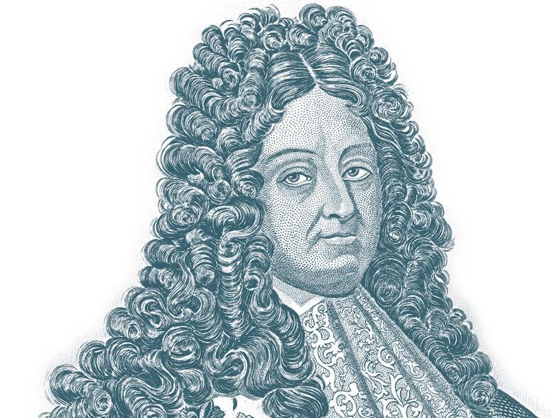 "Louis XIV et sa ""drôle de binette"""