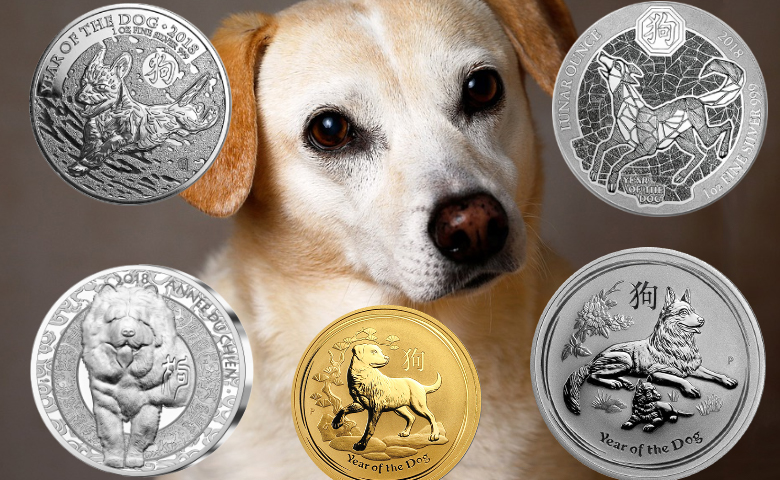 Nouvel an chinois : Des bullions qui ont du chien !