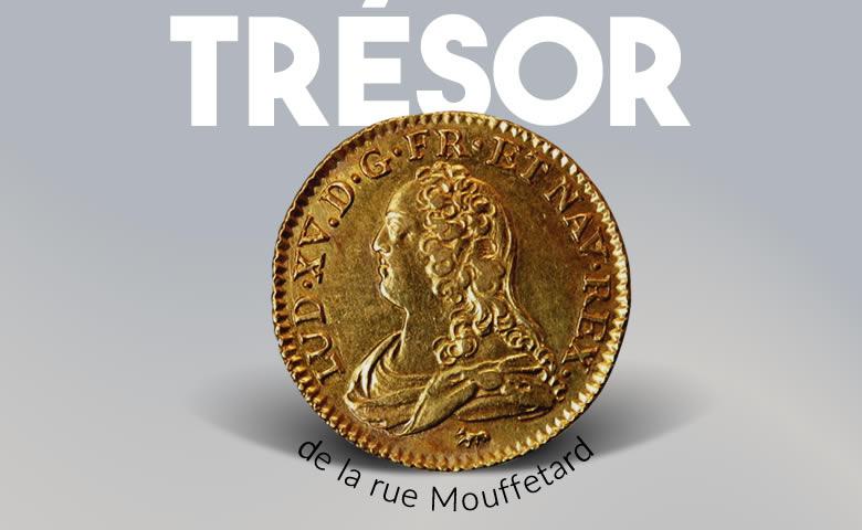Le trésor de la rue Mouffetard