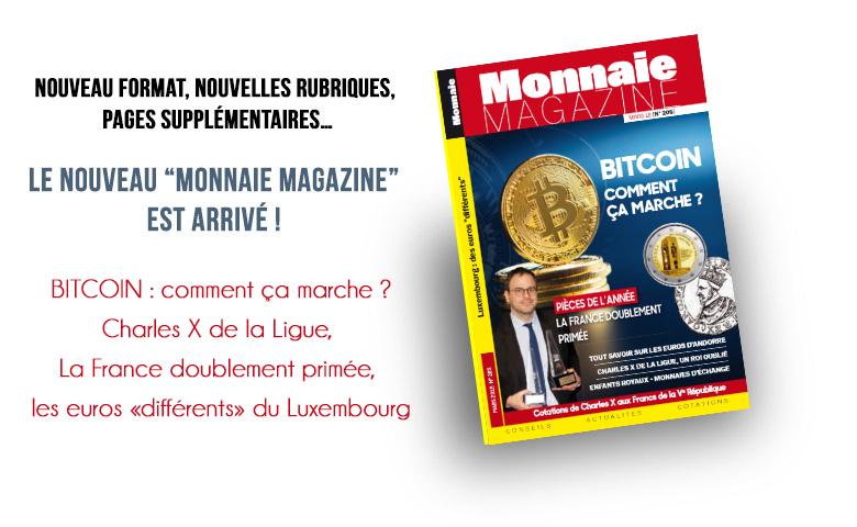 Monnaie Magazine Mars 2018