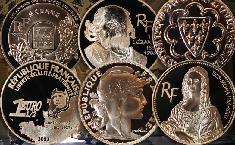 Les trésors de la Monnaie de Paris !