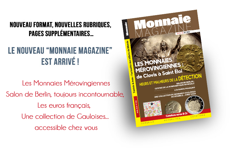 Monnaie Magazine Avril 2018