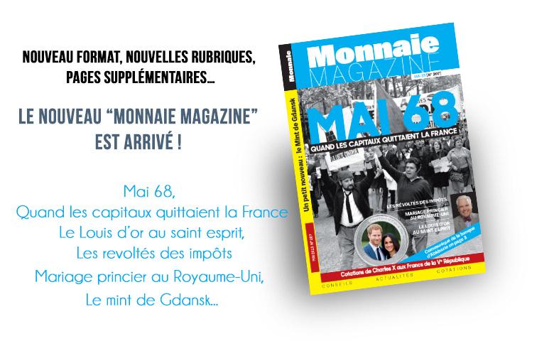 Monnaie Magazine Mai 2018