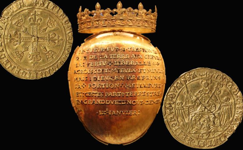 Vol du reliquaire Anne de Bretagne et de pièces d'or au musée Dobrée