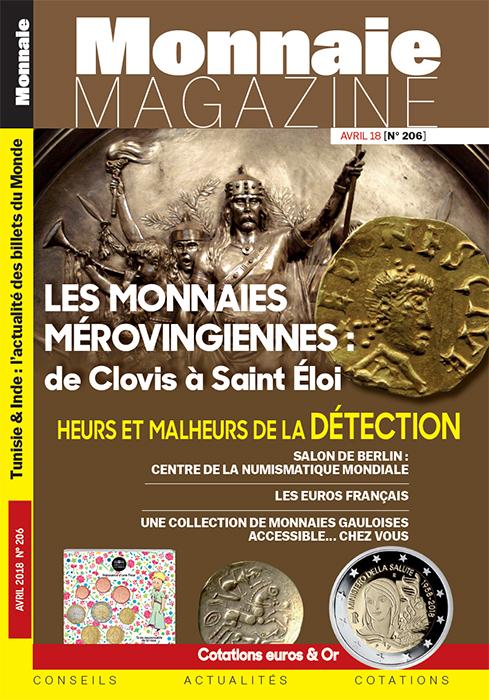 Monnaie Magazine Janvier 2018