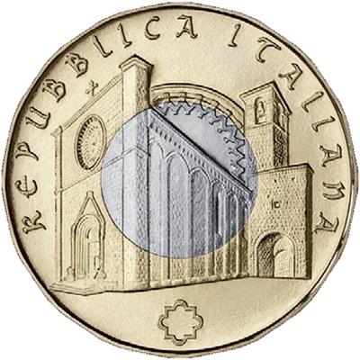 2 euro italie