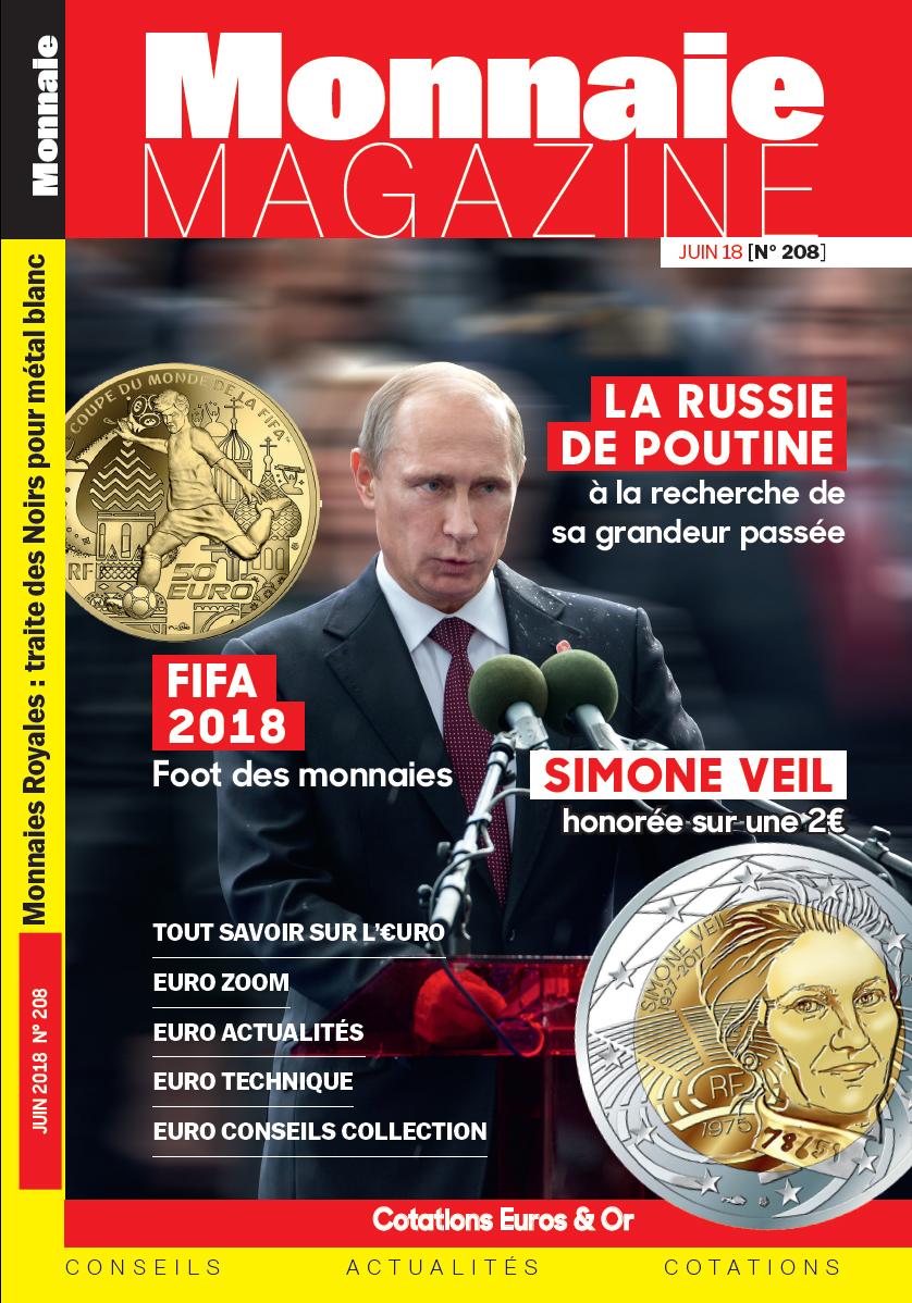 Monnaie Magazine Juin 2018