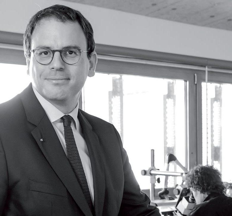 TROIS QUESTIONS À Aurélien ROUSSEAU, PDG de la Monnaie de Paris