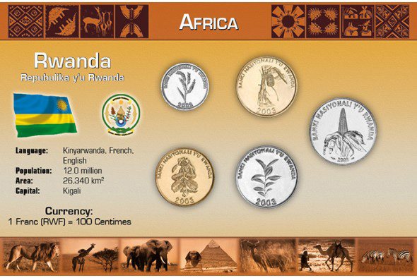 Francs Rwanda