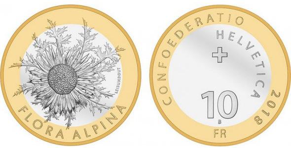 Franc suisse 2018