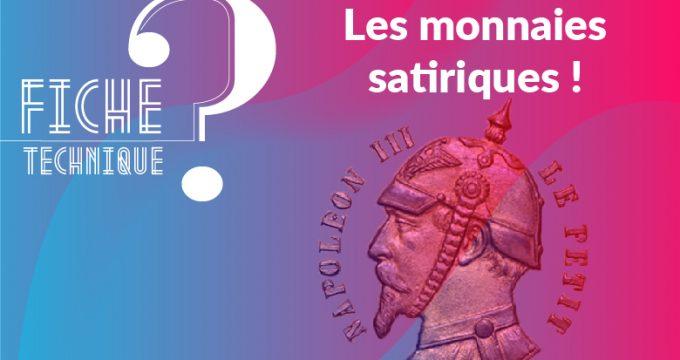 monnaies satiriques