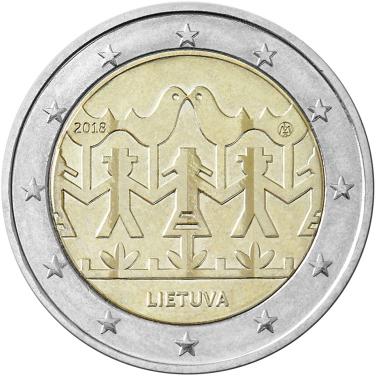 chants et danses Lituanie 2018