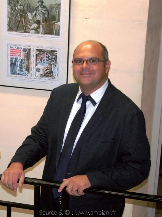 David de Sousa, Directeur du Musée Alfred-Danicourt