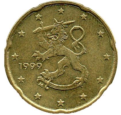 20 cents d'euro - Finlande