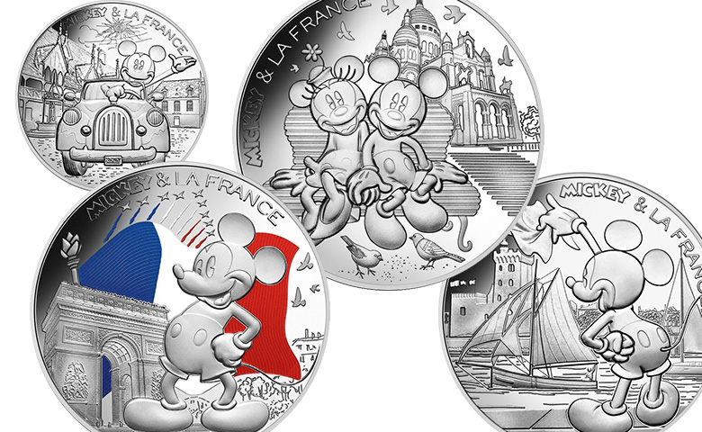 Mickey et la France, vague 2