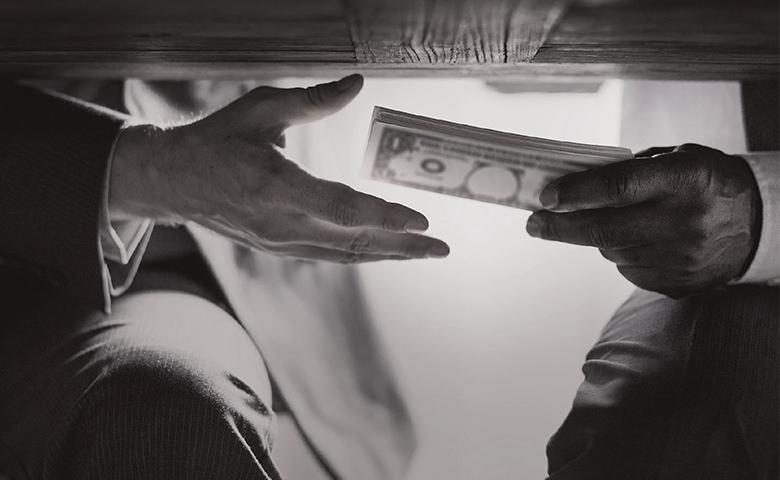 L'argent circule... aussi en cachette !