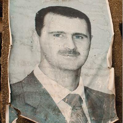Le dictateur Bachar Al Assad