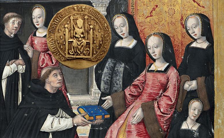 La Cadière d'Anne de Bretagne