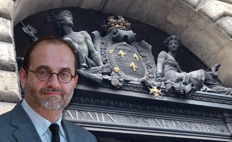 Monnaie de Paris - Et le nouveau PDG est ...