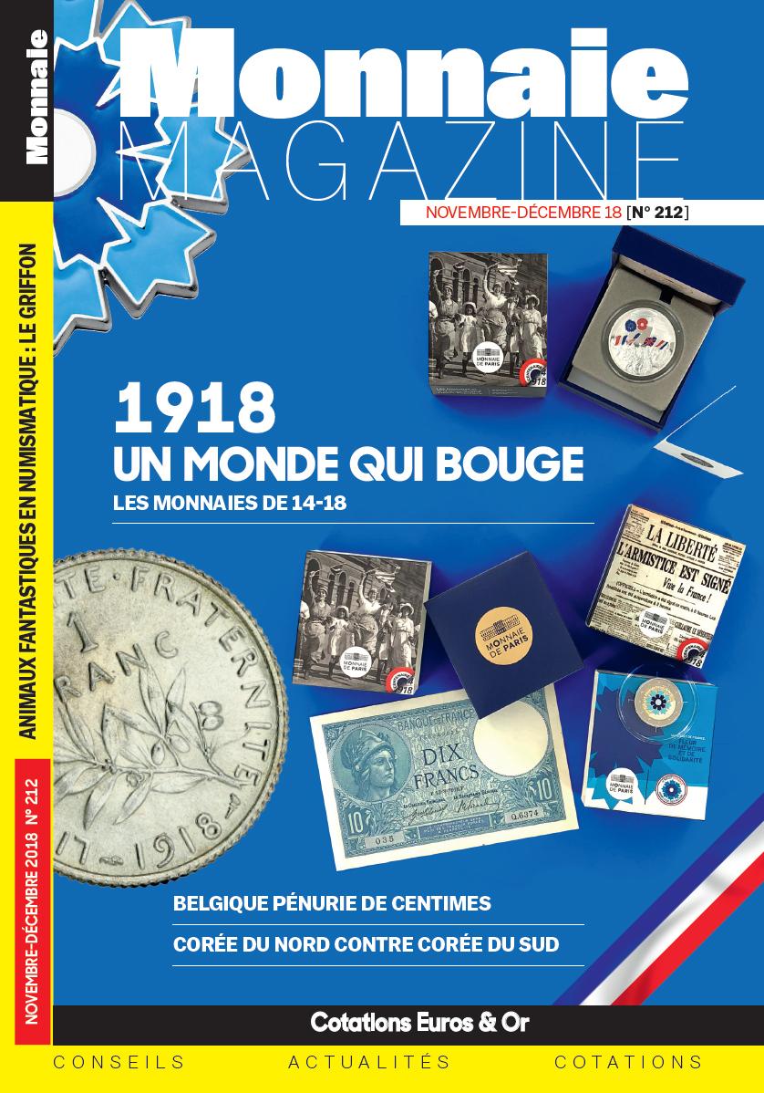 Monnaie Magazine Novembre-Décembre 2018