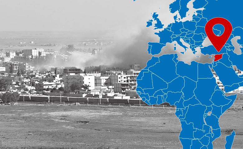 Syrie : décomposée après 7 ans de guerre (3/3)