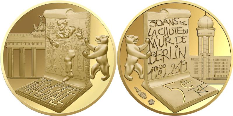 Chute du Mur de Berlin