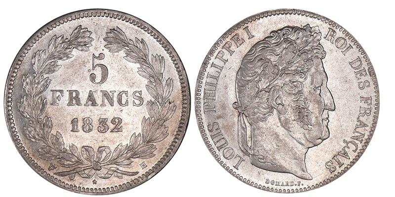 5 Francs Louis-Philippe