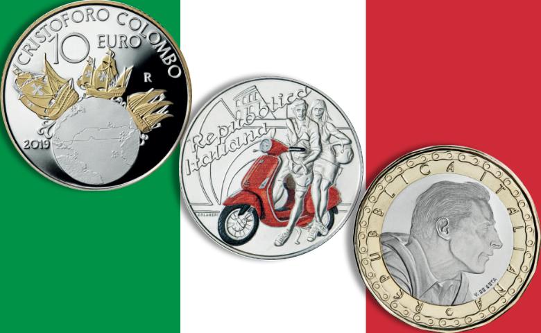 Programme monétaire Italie en 2019 (MAJ 6 mai)
