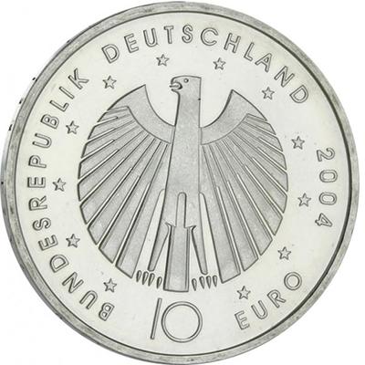 10 Euros Allemagne
